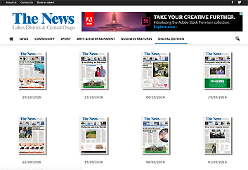 The News (Central Otago) Digital Edition