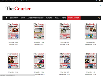 The Courier Digital Edition