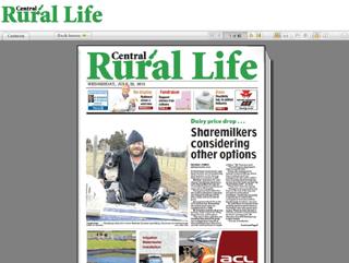 Central Rural Life Digital Edition