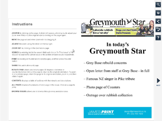 The Greymouth Star Digital Edition