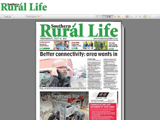 Southern Rural Life Digital Edition