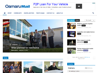 The Oamaru Mail | ALLIED PRESS LIMITED