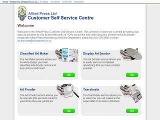 selfservice.alliedpress.co.nz