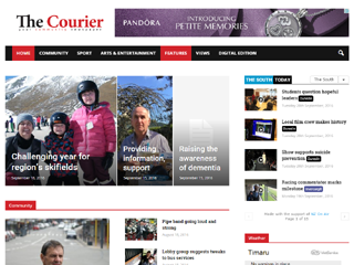 www.timarucourier.co.nz